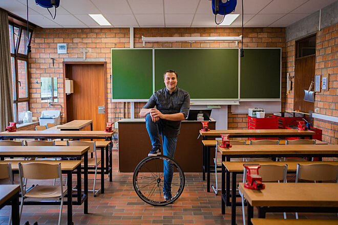 Op naar een fietsveilige, duurzame toekomst