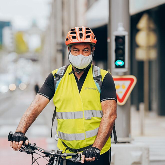 Barts fietsverhaal